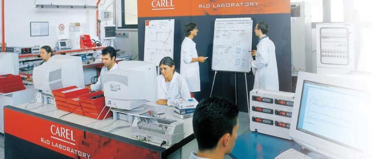 Лаборатория Carel (740)